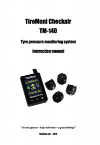 TM-140 manual EN