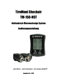 TM-150 Handbuch D