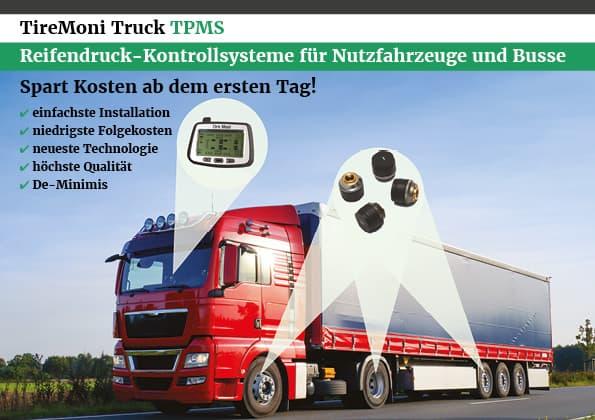 TireMoni Truck TPMS