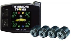 TireMoni TPVMS TD-1800X