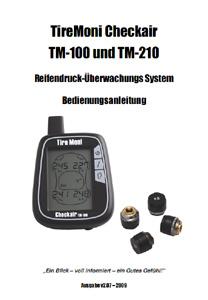 TireMoni TM-100 Handbuch